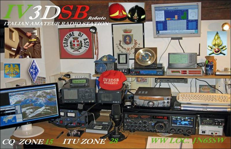 QSL image for IV3DSB