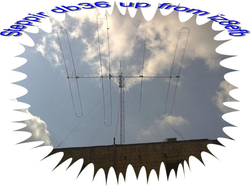 QSL image for IZ8EFB