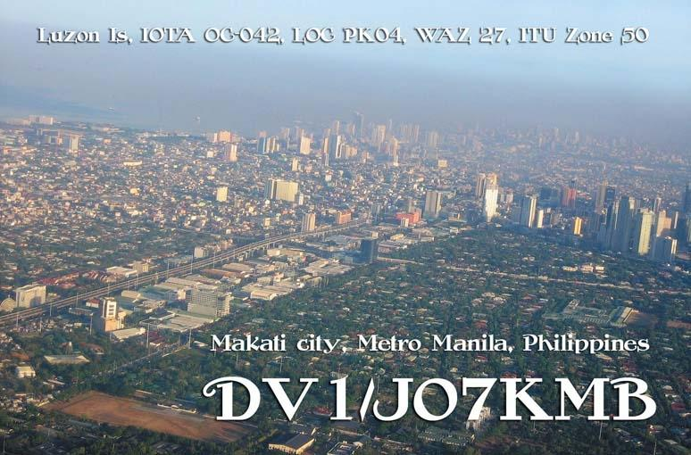 QSL image for JO7KMB
