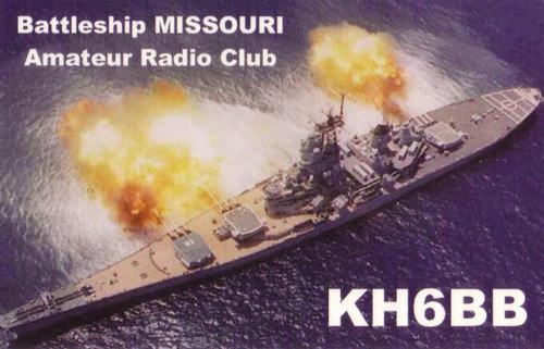 QSL image for KH6BB