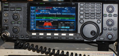 ICOM IC-7600 Base Station