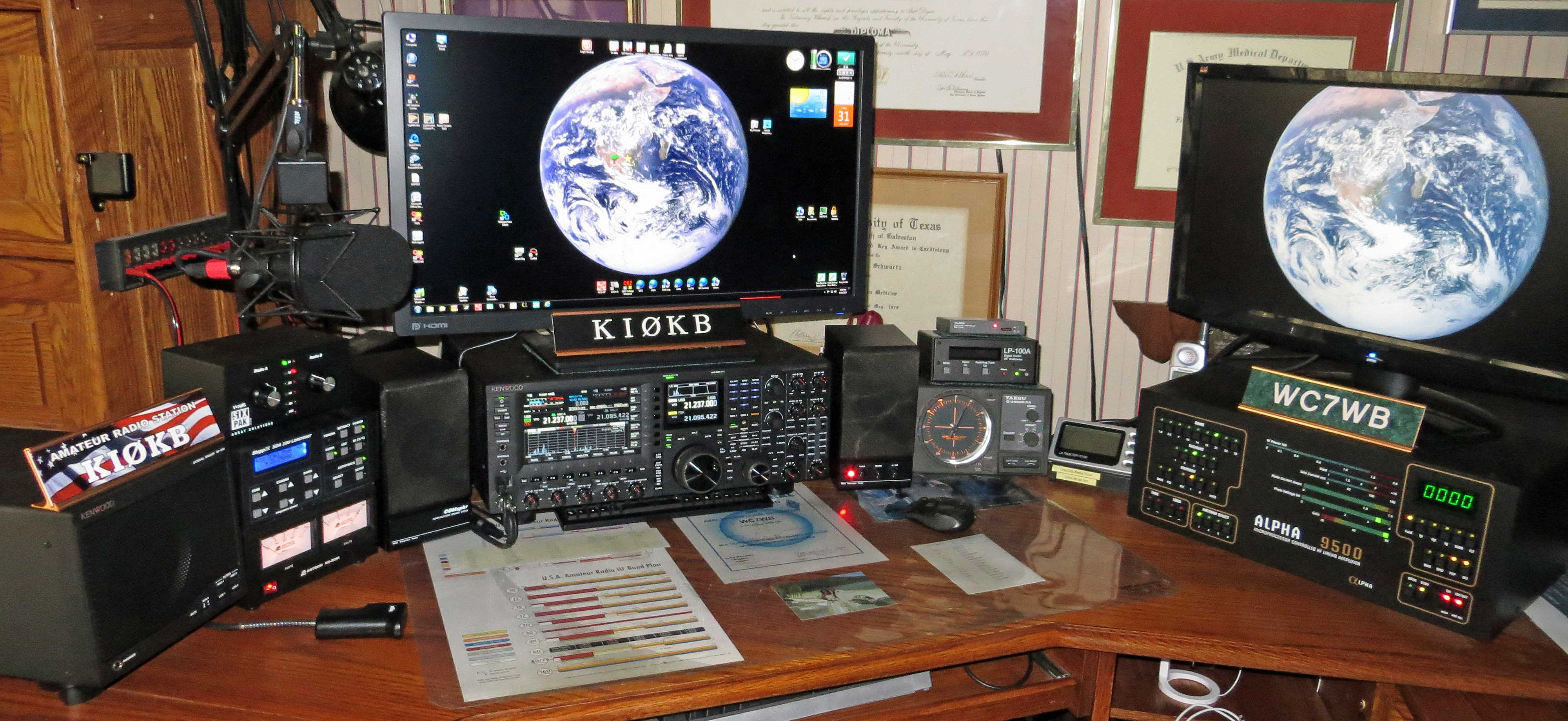 QSL image for KI0KB