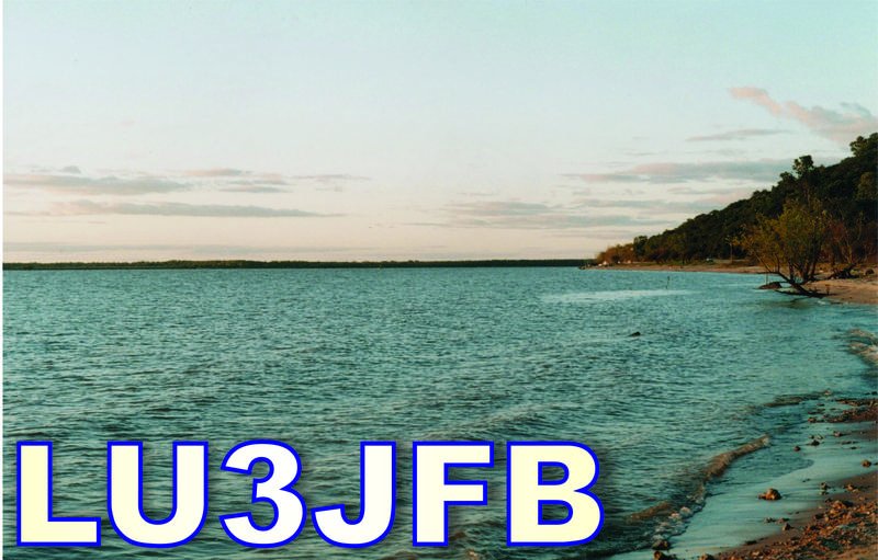QSL image for LU3JFB