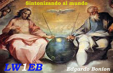 QSL image for LW1EB