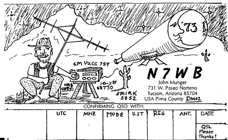 QSL image for N7WB
