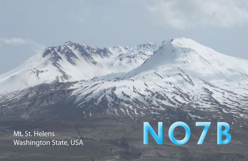 QSL image for NO7B