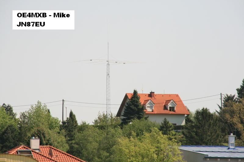 QSL image for OE4MXB