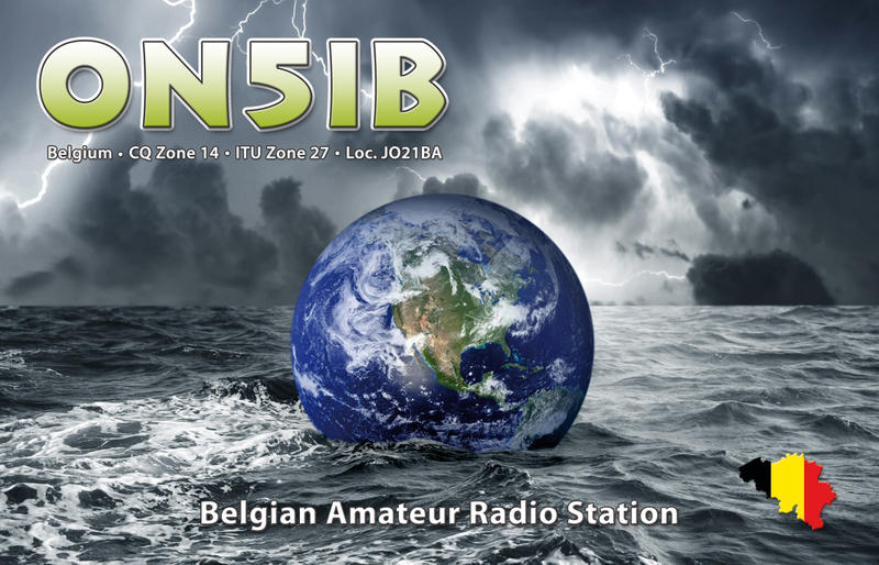 QSL image for ON5IB