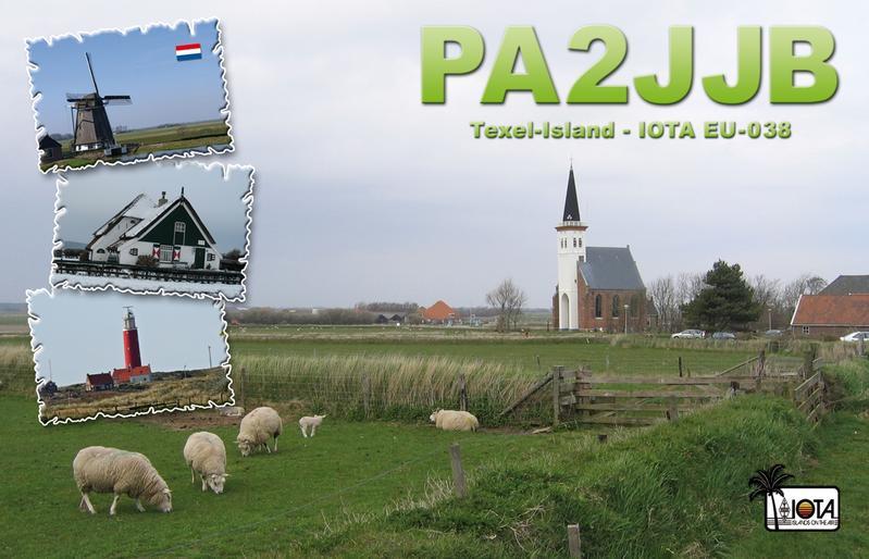 QSL image for PA2JJB