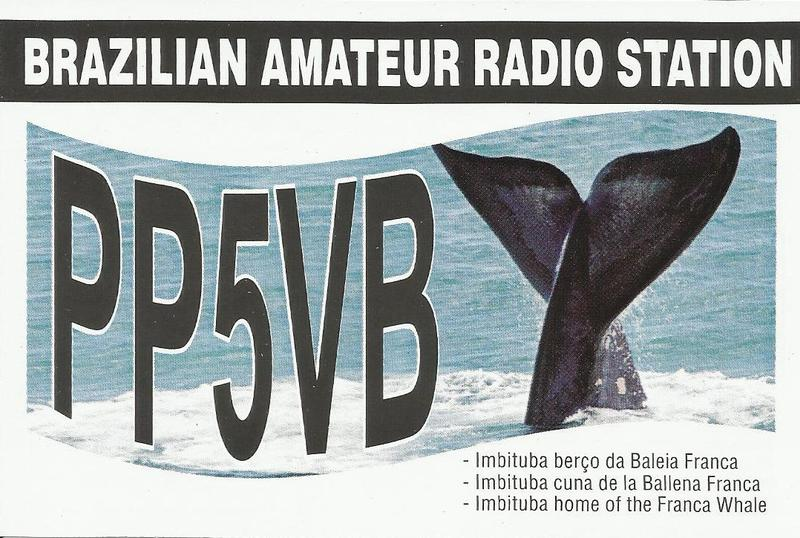 QSL image for PP5VB