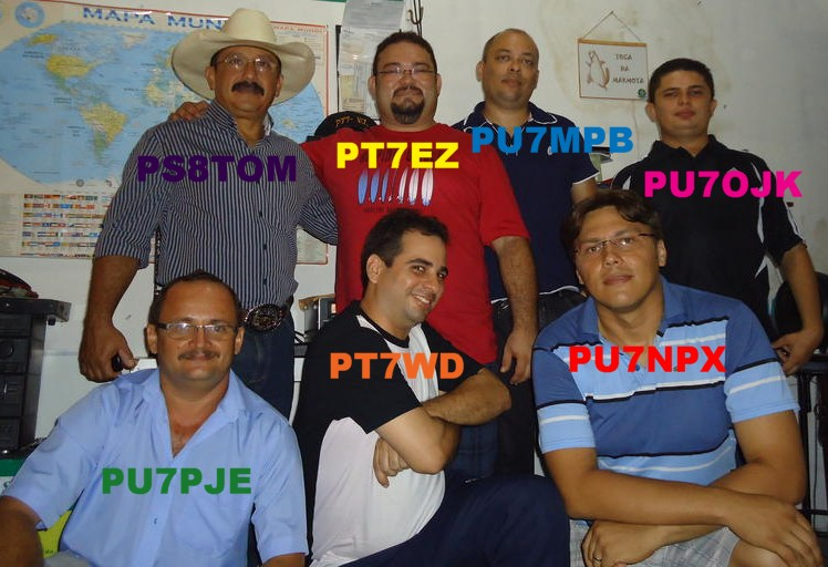 QSL image for PU7MPB