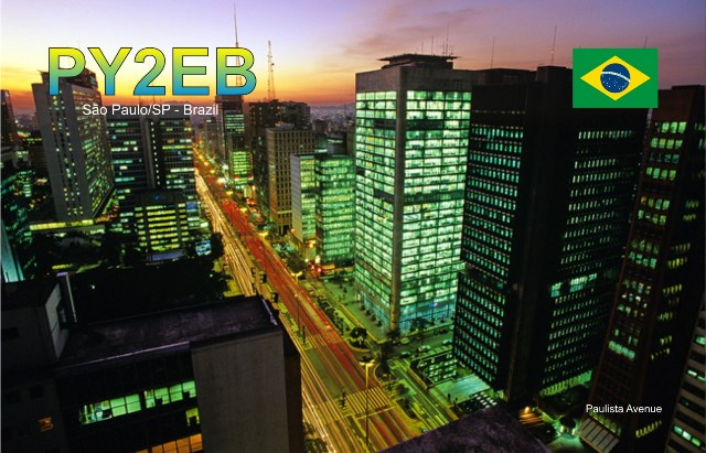 QSL image for PY2EB