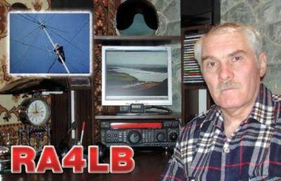 QSL image for RA4LB