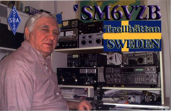 QSL image for SM6VZB
