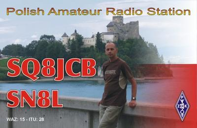 QSL image for SQ8JCB