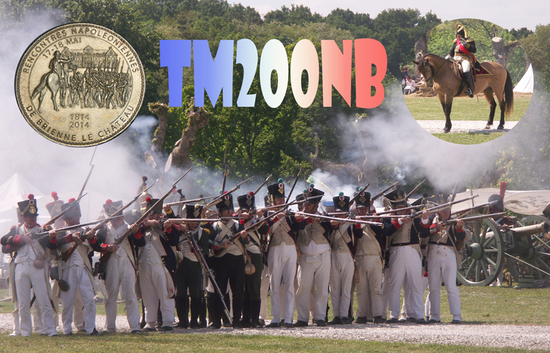 QSL image for TM200NB