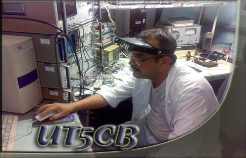 QSL image for UT5CB