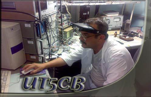 QSL image for UT5CB