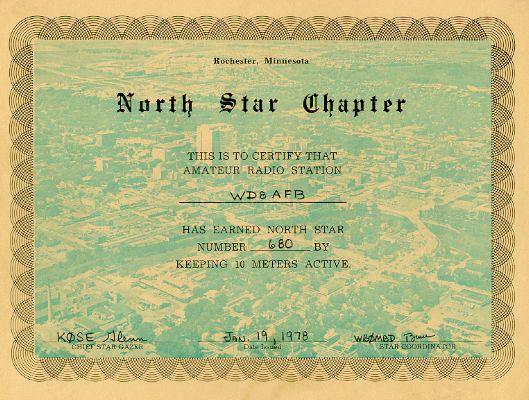 North Star # 680