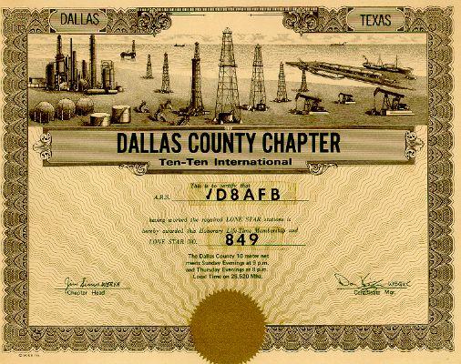 Dallas County # 849