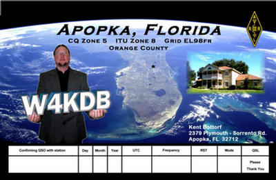 QSL image for W4KDB