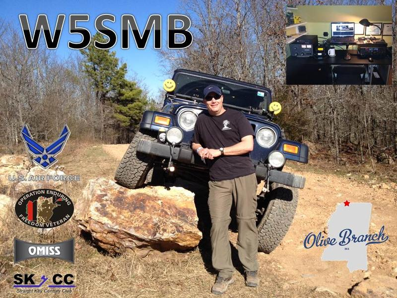 QSL image for W5SMB
