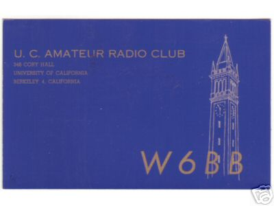 QSL image for W6BB