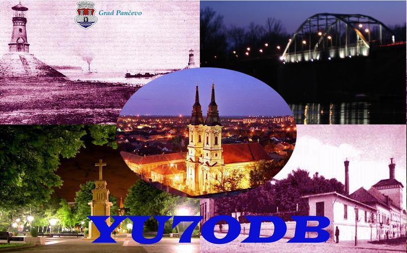 QSL image for YU7ODB