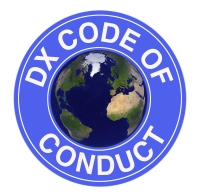 I support the DX Code of Conduct