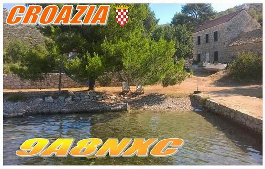 QSL image for 9A8NXC