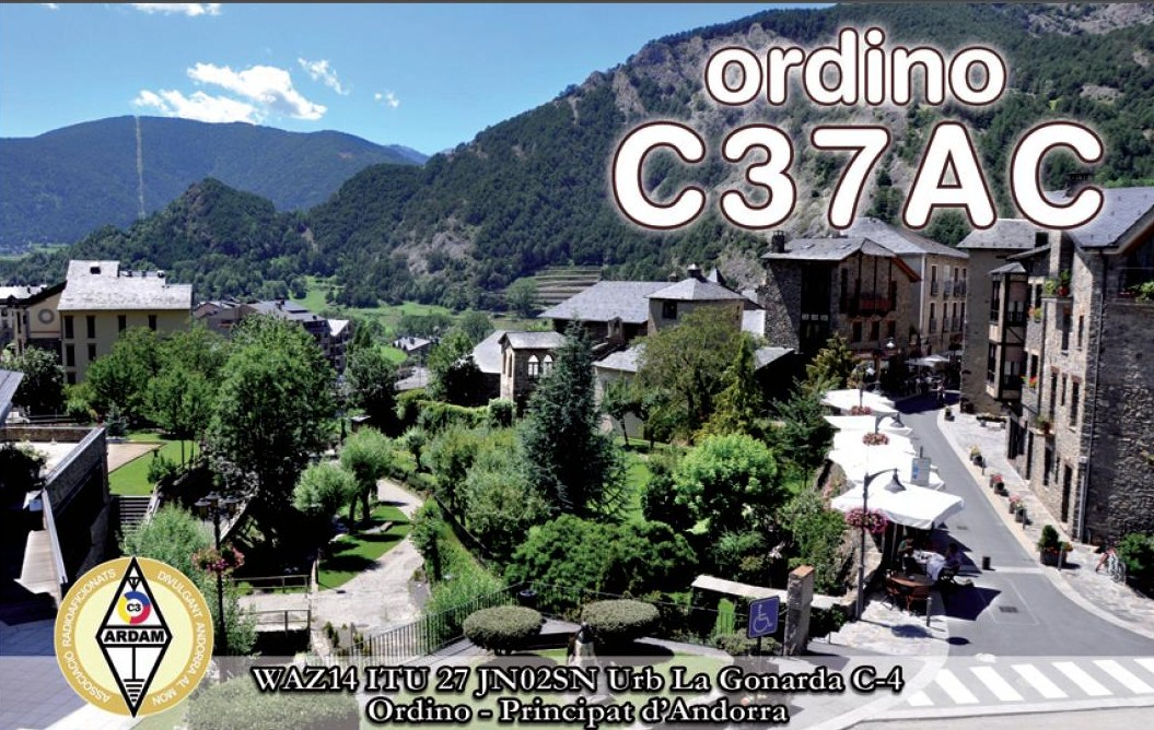 QSL image for C37AC