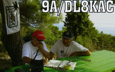 QSL image for DL8KAC