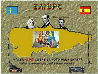 QSL image for EA1BPC