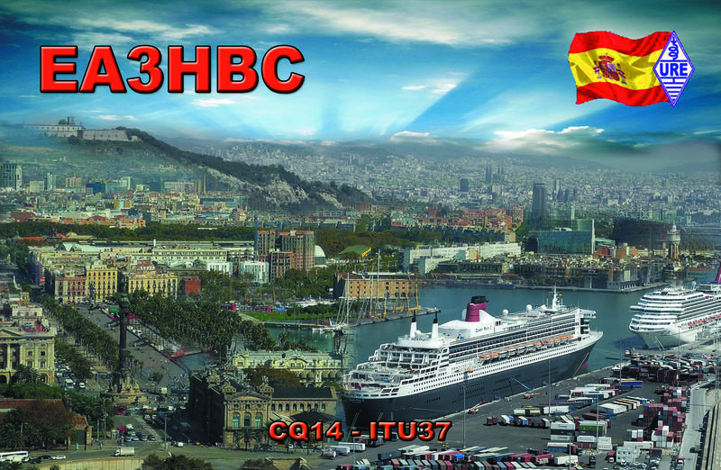 QSL image for EA3HBC