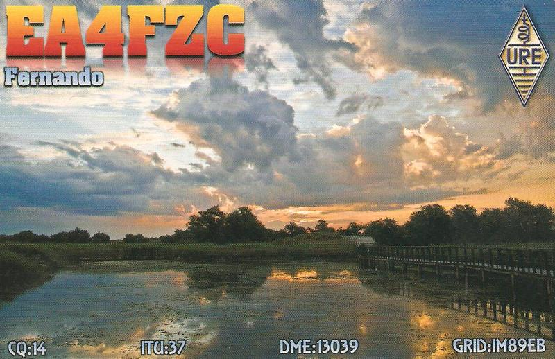 QSL image for EA4FZC