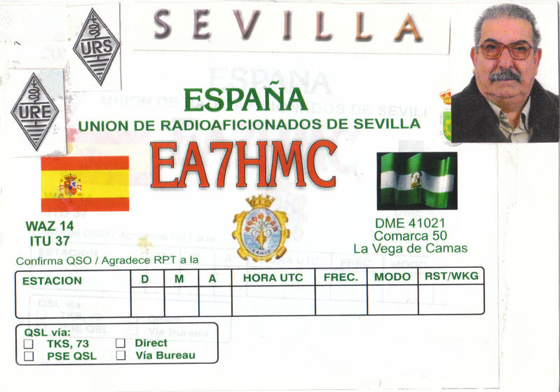QSL image for EA7HMC