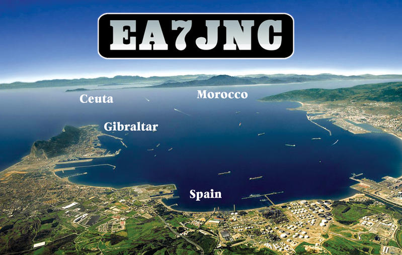 QSL image for EA7JNC