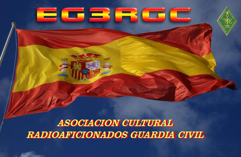 QSL image for EG3RGC