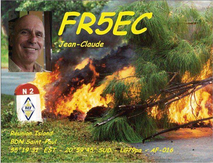 QSL image for FR5EC