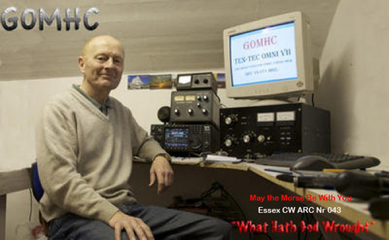 QSL image for G0MHC