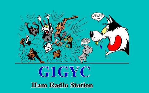 QSL image for G1GYC