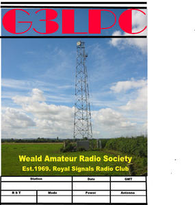 QSL image for G3LPC