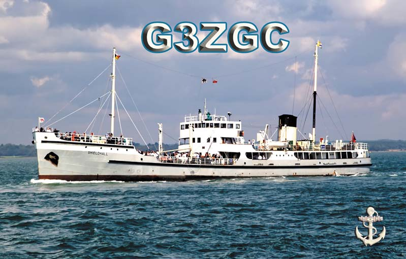 QSL image for G3ZGC