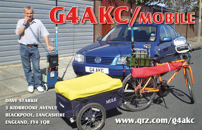 QSL image for G4AKC