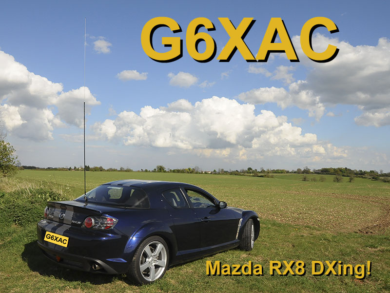 QSL image for G6XAC