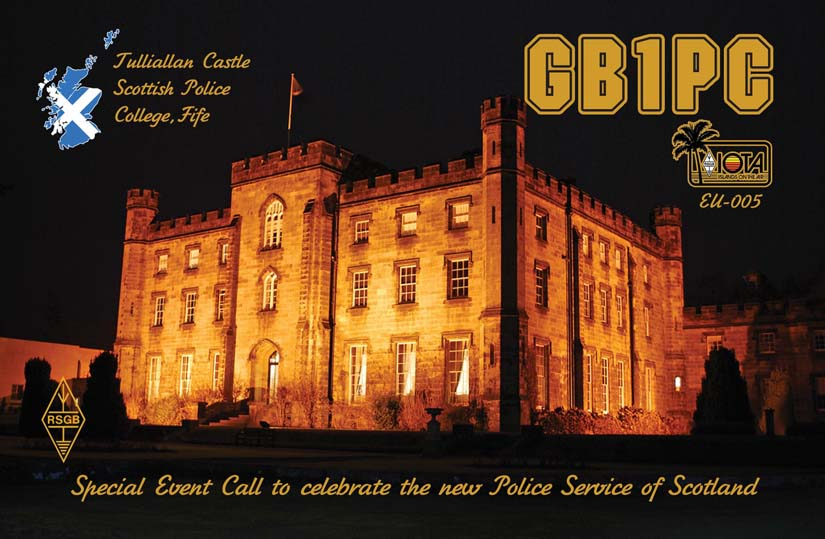 QSL image for GB1PC