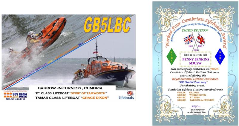 QSL image for GB5LBC
