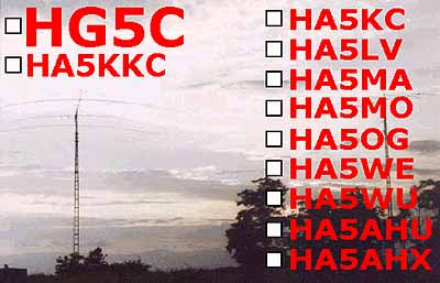 QSL image for HG5C