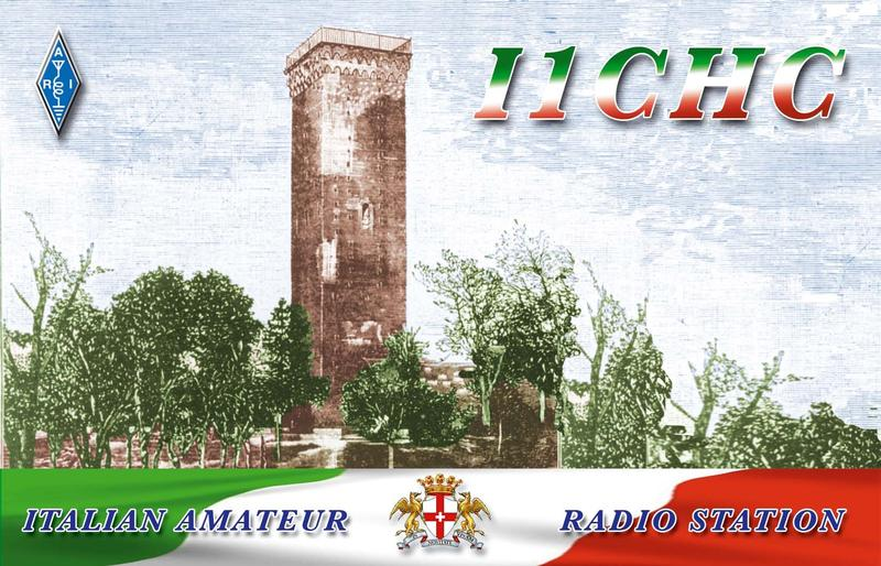 QSL image for I1CHC