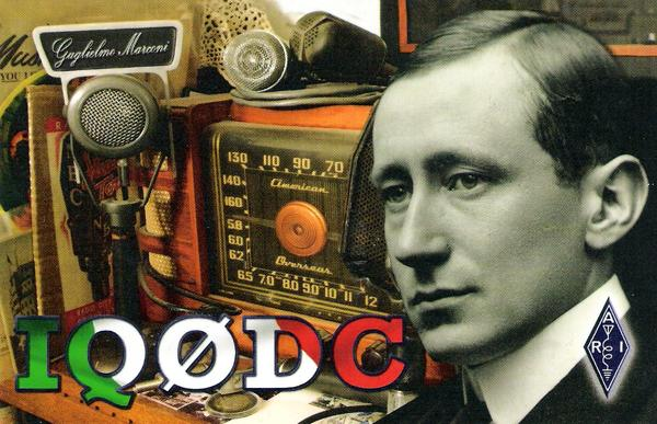 QSL image for IQ0DC